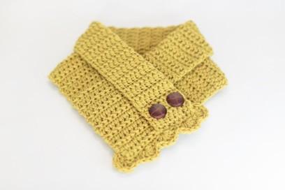 crochet cowl choosy stuff