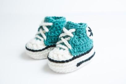 crochet converse choosy stuff
