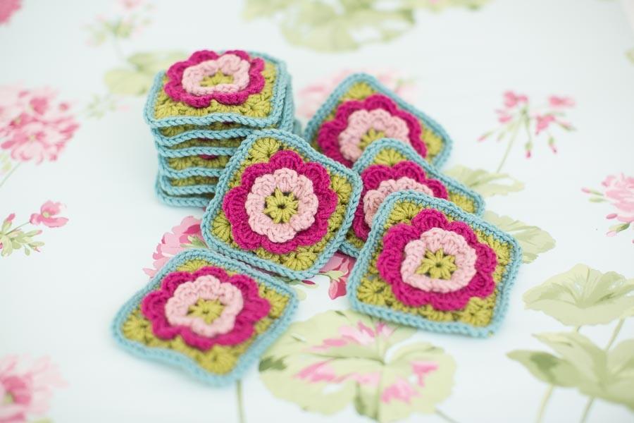 crochet granny squares choosy stuff
